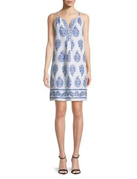 Paley's Paisley Dress by Tommy Bahama