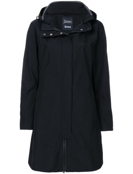 Hooded Parka by Herno