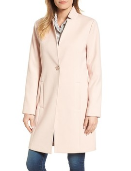 Ponte Knit Duster Jacket by Kenneth Cole New York