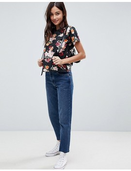 Asos T Shirt In Floral Print by Asos Collection