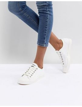 G Star Rovulc Hb White Sneakers by G Star