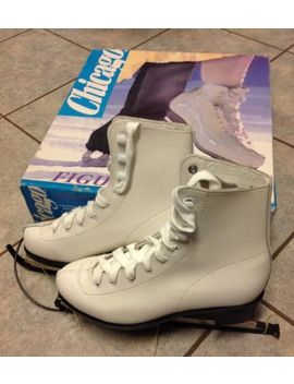 Chicago Figure Skates, Ice Skates, Ladies, Size 5 by Chicago