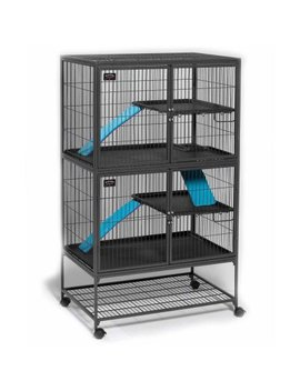 Ferret Nation Double Unit With Stand by Midwest Pet Products