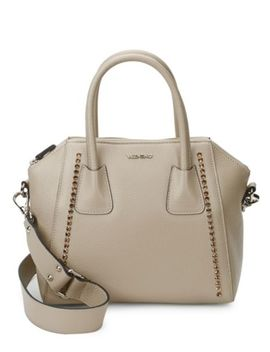 Arielle Leather Tote by Valentino By Mario Valentino