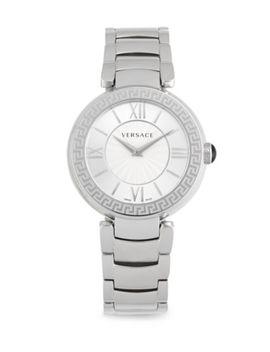 Stainless Steel Bracelet Watch by Versus Versace
