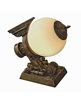 Design Toscano Steampunk Airship Illuminated Sculpture by Design Toscano