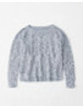 Shaker Stitch Sweater by Abercrombie & Fitch