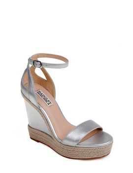 Honest Espadrille Wedge Sandal by Badgley Mischka