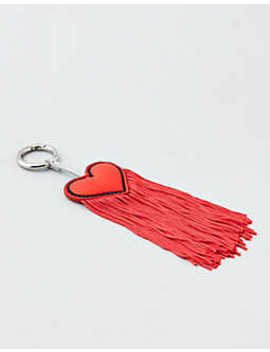 Aeo Long Fringe Keychains by American Eagle Outfitters