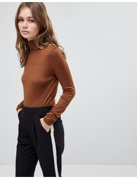 Ichi High Neck Top by Top