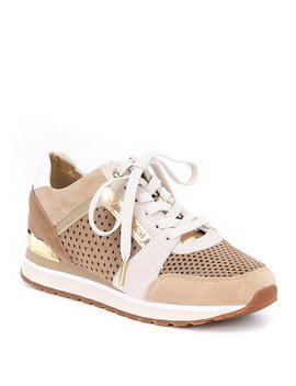 Billie Suede Trainer Sneakers by Michael Michael Kors