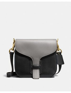 Coach & Rodarte Courier Bag In Colorblock by Coach