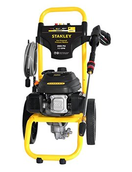 Stanley Sxpw2823 2800 Psi @ 2.3 Gpm Gas Pressure Washer Powered By Stanley (50 State) by Stanley