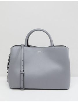 Fiorelli Bethnal Triple Compartment Tote In Gray by Fiorelli