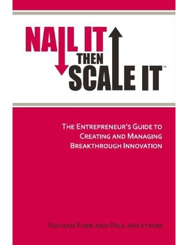 Nail It Then Scale It: The Entrepreneur's Guide To Creating And Managing Breakthrough Innovation: The Lean Startup Book To Help Entrepreneurs Launch A High Growth Business by Paul Ahlstrom