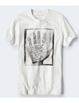 Palm Of Your Hand Graphic Tee by Aeropostale