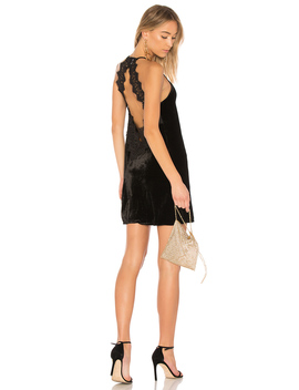 The Soho Velvet Dress by Cami Nyc