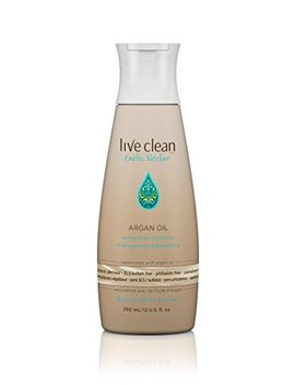 Live Clean Argan Oil Restorative Shampoo, 12 Oz. by Live Clean