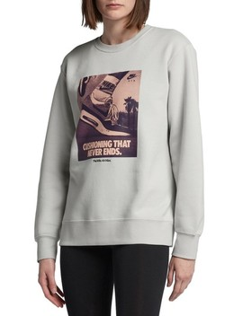 Sportswear Air Max 1 Women's Graphic Crewneck Sweatshirt by Nike