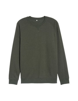 Fleece Sweatshirt by Nordstrom Men's Shop