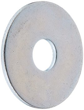 The Hillman Group 290012 Fender Zinc Washer, 1/4 Inch X 1, 100 Pack by Hillman