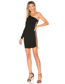 Alexandra One Shoulder Dress by By The Way.