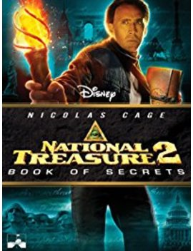 National Treasure: Book Of Secrets by Walt Disney Pictures