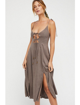 Solace Midi Dress by Free People