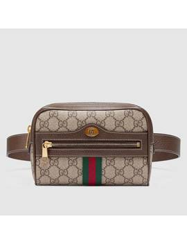 Ophidia Gg Supreme Small Belt Bag by Gucci