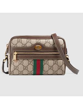 Ophidia Gg Supreme Mini Bag by Gucci