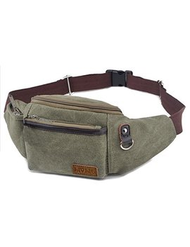 Livlig Lightweight Water Resistance Waist Bag by Livlig