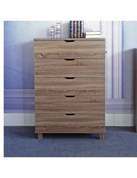 Dockery Spacious 5 Drawer Dresser by Latitude Run