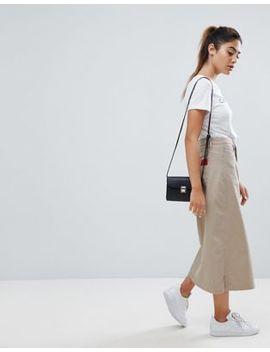 Calvin Klein Jeans Midi A Line Skirt by Calvin Klein