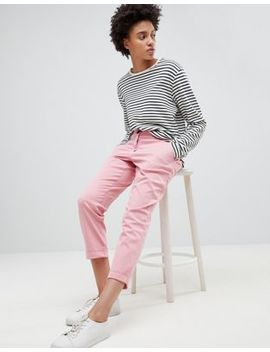 Ps By Paul Smith Pink Chino by Ps Paul Smith