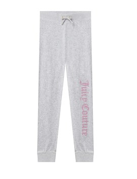Velour Gothic Studs Juicy Zuma Pant For Girls by Juicy Couture