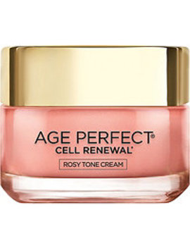 Online Only Age Perfect Cell Renewal Rosy Tone Moisturizer by L'oréal