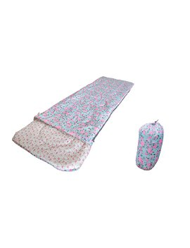 [Bed Of Roses] Womens Sleeping Bag – Youth Sleeping Bag – 3 Seasons – Best For Moms And Daughters, Girls, Teens, Teenagers – Sleeping Bags That Zip Together – Machine Washable – Great Gift by Finelady