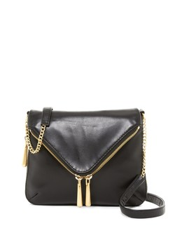 City Girl Leather Crossbody Bag by Hobo