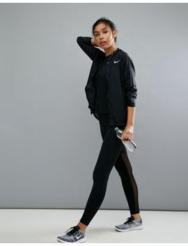 Nike Training Power Leggings In Black With Pocket by Nike