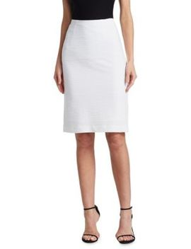 Sly Pencil Skirt by Nanette Lepore