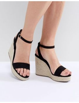 New Look Espadrille Wedge by New Look
