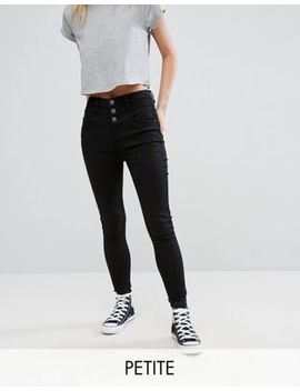 New Look Petite High Waist Skinny Jean by New Look Petite