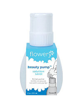 Beauty Pump Solution Saver by Flowery
