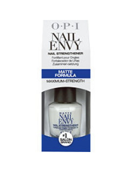 Nail Envy Nail Strengthener Matte Formula by Opi