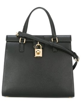 Padlock Tote by Dolce & Gabbana