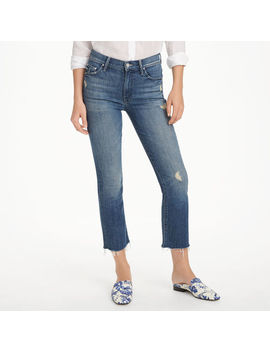Mother Insider Crop Fray by Club Monaco