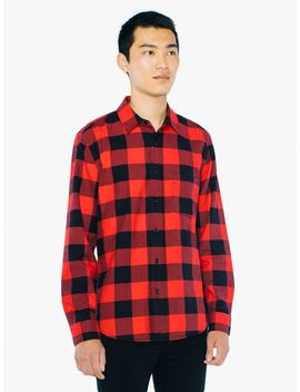 Flannel Lumberjack Shirt by American Apparel