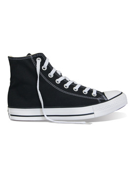 Original Converse All Star Shoes Men Women's Sneakers Canvas Shoes All Black High Classic Skateboarding Shoes Free Shipping by Sports Online Flagship Store