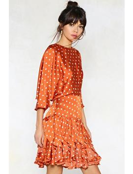 Dot To Have Your Love Polka Dot Dress by Nasty Gal