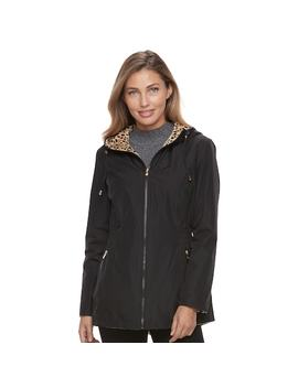 Women's D.E.T.A.I.L.S Reversible Hooded Jacket by Kohl's